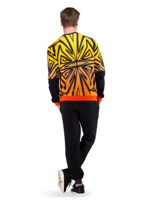 Mercury Sweatshirt (Orange)