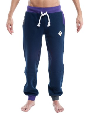 Serpens  Sweatpants (Navy  blue)