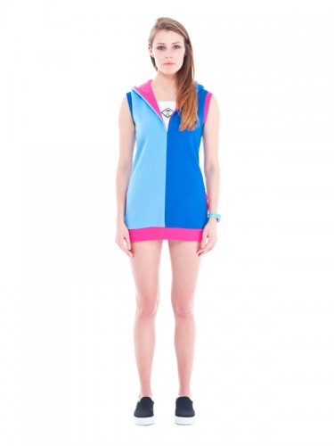 Space Dwarf Vest (Blue)
