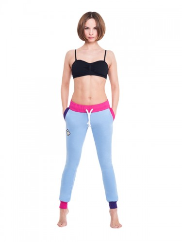 Serpens Pants (Blue)