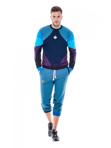 Gemini Sweatshirt (Blue)