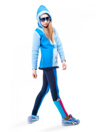 Vela Leggings (Blue)